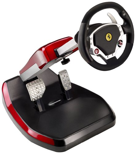 PS3/PC – Cockpit Ferrari Wireless GT 430