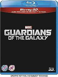 Guardians of the Galaxy [Blu-ray 3D + Blu-ray]