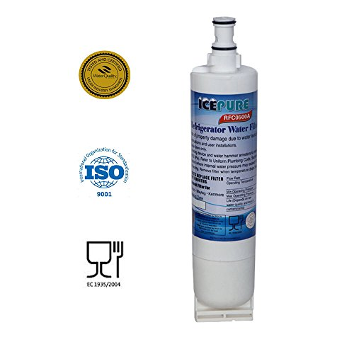IcePure RFC0500A Water Filter to Replace Whirlpool, Kitchenaid, Sears, Thermador (Nl300 Water Filter compare prices)