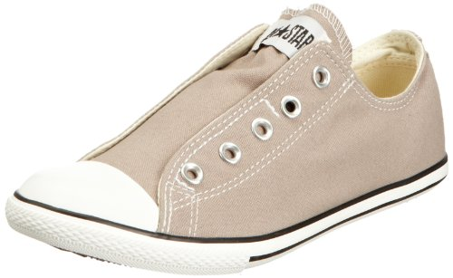 Converse Unisex-Adult Converse CT AS Slim Slip Cobb Low-Top Trainers 130257 Cobblestone 11.5 UK, 46 EU