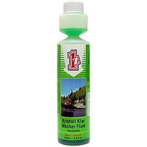 einszett 921008 Kristall Klar Washer Fluid Concentrate - 8.5 fl. oz. by einszett