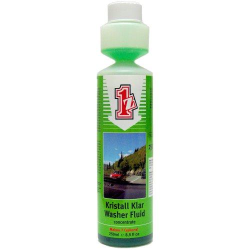Einszett 921008 Kristall Klar Washer Fluid Concentrate 8