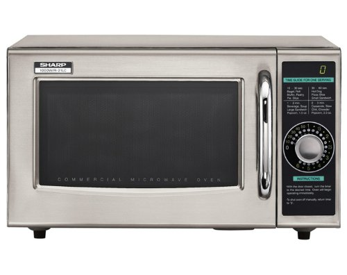 Sharp Medium Duty Commercial Microwave - 1000 Watt