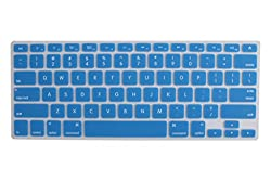 Plastron Soft Silicone Keyboard Skin Guard Protector For Apple iMac, Macbook Air 13