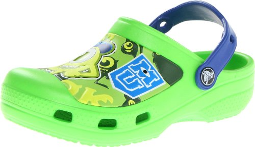 Crocs Kids Creative Monsters Clog Mules and Clogs Sandal