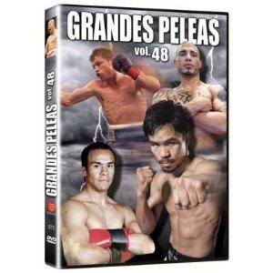 GRANDES PELEAS VOL. 48...MANNY PACQUIAO, JUAN MANUEL MARQUEZ, SAUL ALVAREZ, MIGUEL ANGEL COTTO