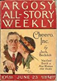img - for ARGOSY ALL-STORY Weekly: June 23, 1923 book / textbook / text book