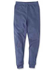 Soft & Cosy Ribbed Thermal Long Pants