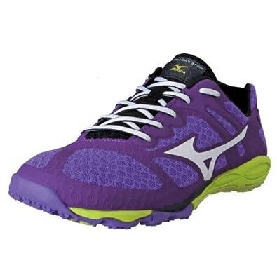 Mizuno Women's Wave Evo Ferus Running Shoe,Purple,6 B US