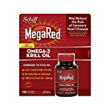 Schiff MegaRed Omega-3 Krill Oil 300 mg - 110 Softgels