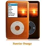 Shades iPod Classic 6G/7G Case, Skin - 80, 120, 160GB-2009 Model - Sunrise Orange