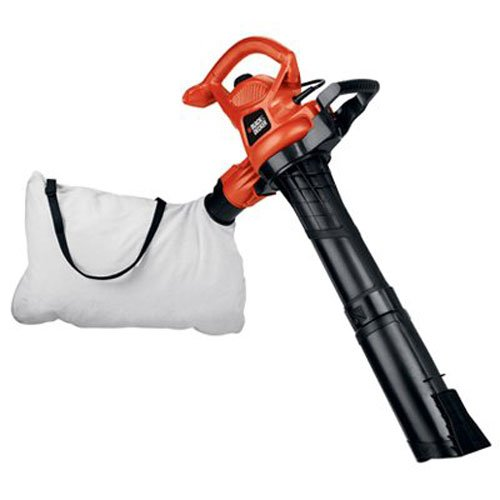 Black & Decker BV3600 12-Amp Blower Vac (250 Mph Electric Blower compare prices)