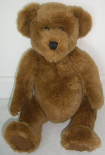 Build-A-Bear Workshop Brown Teddy Bear with Paw Pads Plush Stuffed Animal - 1