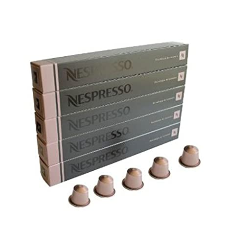 100 Nespresso Rosabaya Coffee Capsule at amazon
