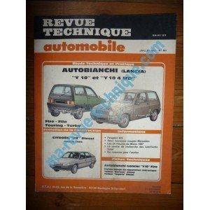 revue-technique-autobianchi-lancia-y10-y10-4x4-fire-fila-touring-turbo-rta0481-juillet-1987