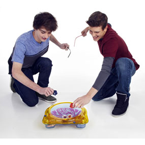 Beyblade Shogun Steel Samurai Cyclone Battle Set