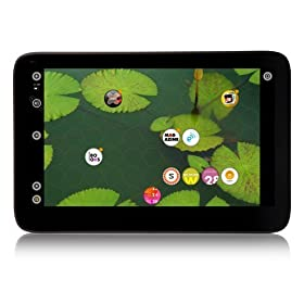ExoPC Slate Tablet PC with Multi-Touch Interface (also sold as Ciara Vibe, Companion ePad, Probitas Mobi-One and Leader Slate 12)