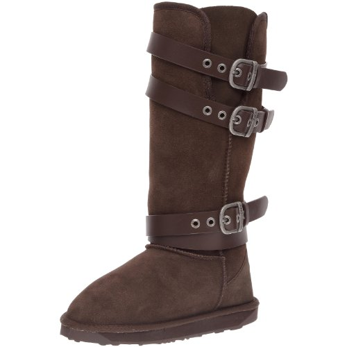 Emu Women's Naloo Boot Chocolate W10092 6 UK