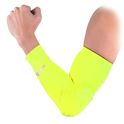 Wrestling Arm Pads - Yellow