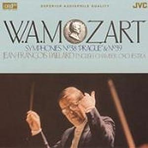 Mozart: Symphonies No. 28 & 39 (XRCD)