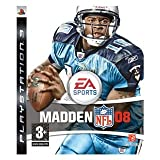 Madden NFL 08 (Sony PS3)