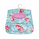 English Rose Waterproof Peg-Bag