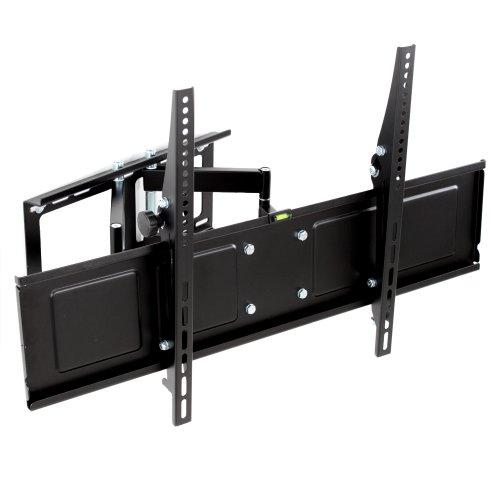 Bagaspatil melu tectake supporto per montaggio a parete per televisori da 107 cm 42 pollici - Montaggio tv a parete ...