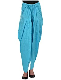 BLM Women's Patiala With Dupatta (SKY Blue)