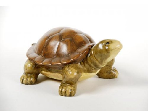 FK Automotive N25321-1 'Small Tortoise' Garden Ornament Ceramic
