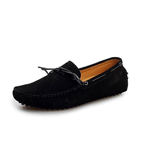 spades-clubs-casual-slippers-bootsschuhe-fur-herren-aus-wildleder-flach-schwarz-schwarz-grosse-395