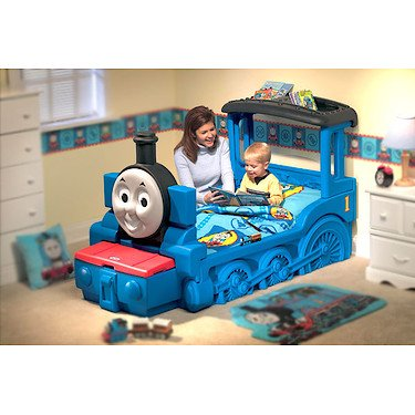 Little Tikes Thomas Friends Toddler Bed Box