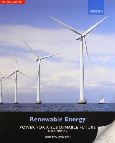 RENEWABLE ENERGY: POWER FOR A SUSTAINABLE FUTURE BY BOYLE, GODFREY (AUTHOR)PAPERBACK