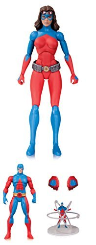 DC Collectibles DC Comics Icons: Atomica: Forever Evil Deluxe Action Figure by DC Collectibles