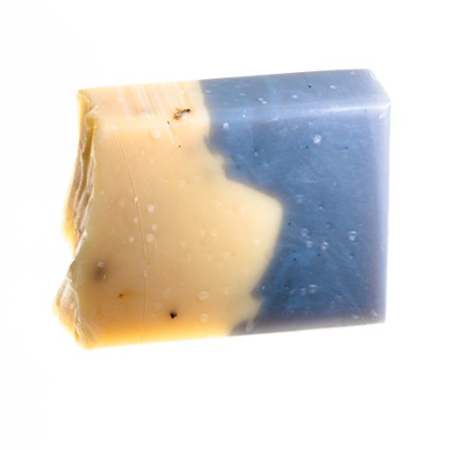 AIRA Handmade Organic Soap - Herbal Body Soap Infused with Lavender, Lime & Lemongrass Extract - Certified Organic Ingredients & Therapeutic Essential Oils -No-Chemical Handmade Soap (4 Ounces) (Organic Papaya Hair Extract compare prices)