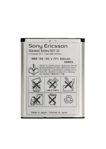 sony-ericsson-bst-33-batterie-pour-telephone-portable-li-pol-900-mah