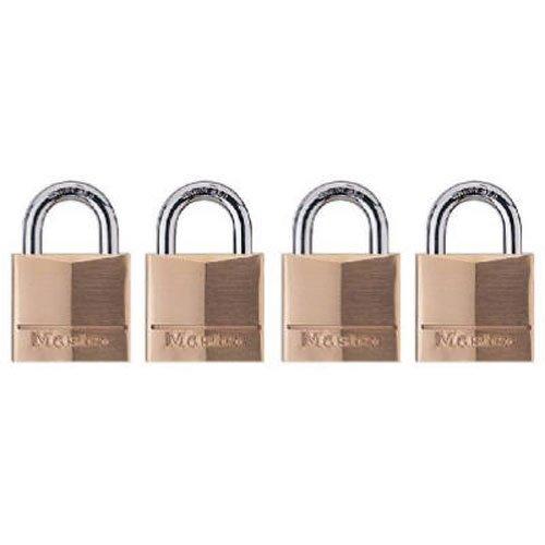 master-lock-120q-keyed-alike-wide-padlocks-3-4-inch-solid-brass-4-pack