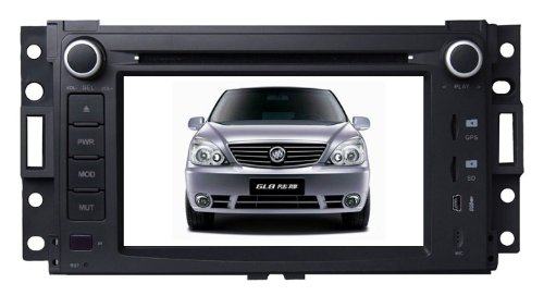 Eagle for 2006-2008 Buick GL-8 Car GPS Navigation DVD Player Audio Video System with Radio (AM/FM),Bluetooth Hands...