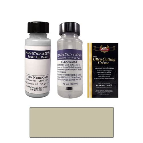 1 Oz. Medium Mist Pearl Metallic Paint Bottle Kit for 1990 Dodge Ram Pickup (GD4)