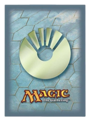 Ultra Pro The Magic the Gathering (MTG) Mirrodin Symbol Deck Protectors (80 Sleeves) - 1
