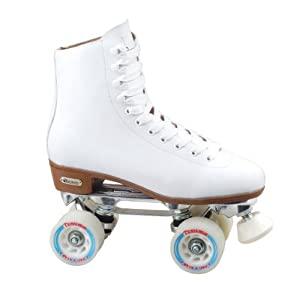 Chicago Women's Leather Lined Rink Skate (Size 5)