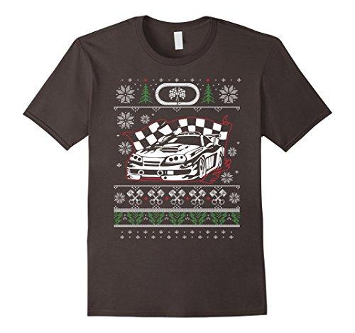 Ugly Christmas Stock Car T-Shirt