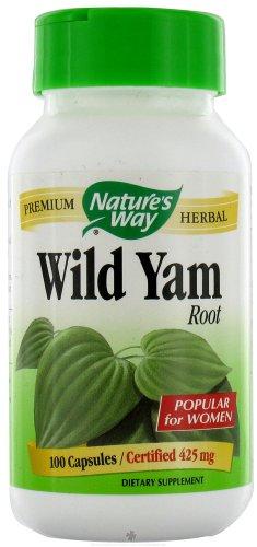 Nature'S Way Wild Yam 100 Cap ( Multi-Pack)