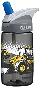 Camelbak Products Kid's Eddy Water Bottle, Tractors, 0.4-Litre