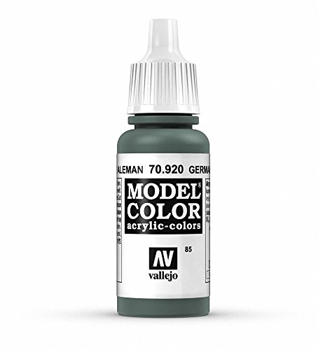 Vallejo German Uniform Paint, 17ml