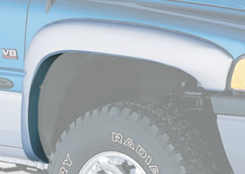 Bushwacker Dodge OE Style Fender Flare Front Pair (1995 Ram 1500 Fender Flares compare prices)