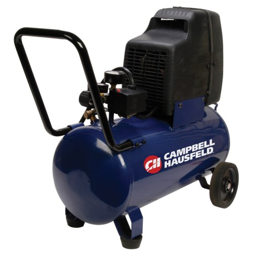 Images for Campbell Hausfeld HU500000AV 8-Gallon Oil-Free Air Compressor