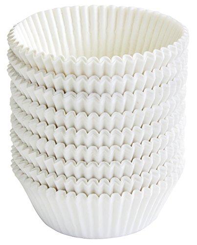 Zenker 43436 - Cápsulas de papel para magdalenas, 50 mm