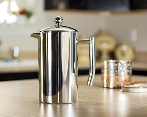 Large-Stainless-Steel-French-Press-Coffee-Maker-Double-Wall-Tea-Or-Coffee-Press-32-Oz-1-Liter-With-BONUS-EXTRA-Filter