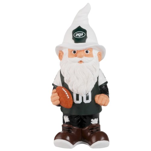 NFL New York Jets Team Thematic Garden Gnome at Amazon.com