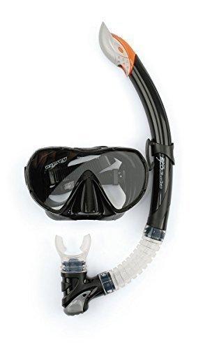Osprey - Rahmenlose ADS Erwachsene Silikon Taucher Maske Und Schnorchel Set